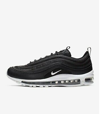 "Mens Nike Air Max 97 ""Black/White"