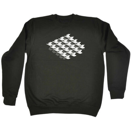SUPER SWEAT F1 Animals Funny Novelty Sweatshirt Jumper Top
