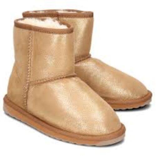 5 Uk 03 Eu Boots Mu 38 Nh181 Metallic Nn W11378 Australia Stinger Mini xwnURqF0