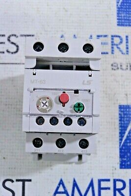 NEW FREE STANDING OVERLOAD RELAY MT-32//3K  18-25 AMP ADJUSTABLE LS ELECTRIC