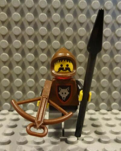 a4//20 Lego 1x cas252 le loup-garou Chevalier de 6038 6075 6086 6105 d/'occasion