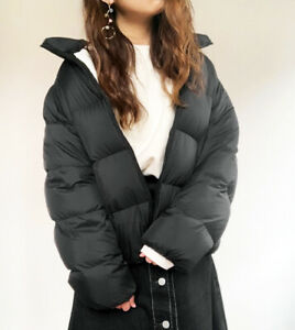 Nwt Uniqlo Women Ultra Light Down Volume Jacket High