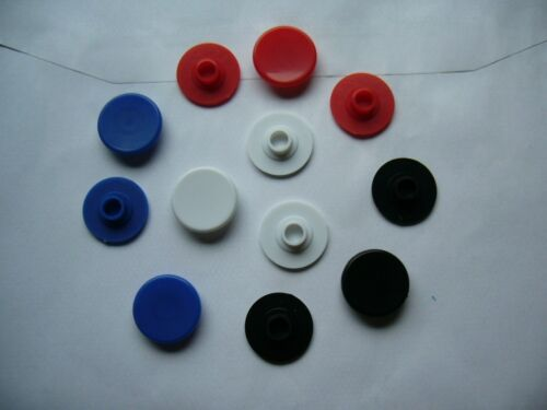Bangers main Spinner-Finger Cap//Centre Bouton x 100-pour 608 avec roulement-UK Stock