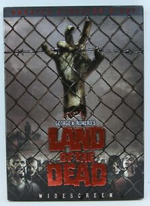 Land-of-the-dead-DVD-John-Leguizamo-Asia-Argento-Simon-Baker