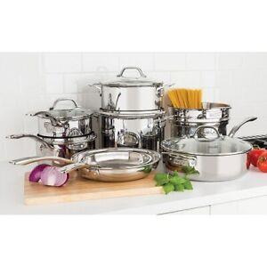 Viking-13-Piece-Tri-Ply-Cookware-Set