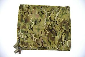 NEW-British-Army-MTP-Basha-Shelter-Sheet-Waterproof-Ground-Bivouc-Tent-Sheet-MVP