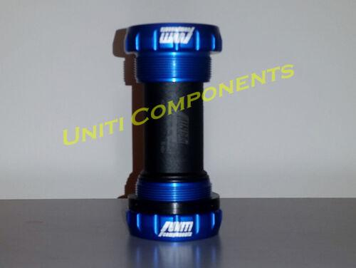 UNITi Externe XT Hohl Tech 2 Keramik Tretlager MTB Shimano BB24 Englisch