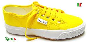 Gialle Modellosuperga Uomo Trendy Sportive Tennis Scarpe Donna xXAU8q
