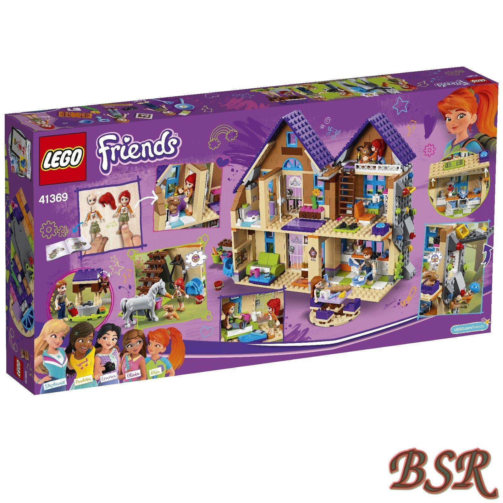 Lego Friends Mias Haus mit Pferd (19)