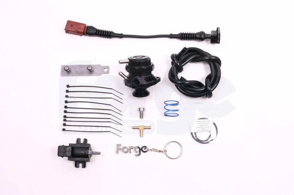 Asiento Leon Cupra 280r Forge Válvula de recirculación Kit - PN fmdvmk7r