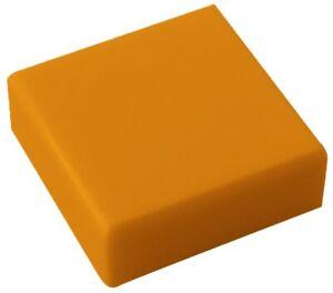 Lego-50x-orange-Fliese-1x1-3070b-Neu-Kacheln-Fliesen-in-orange-tile-tiles
