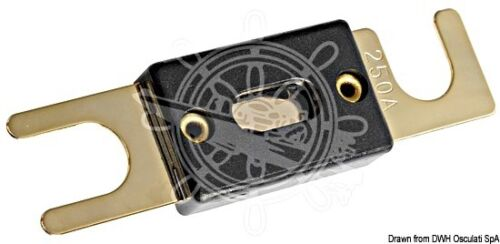 Blue Sea Systems ANL Gold Plated Fuse 300A