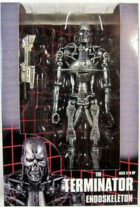 Action Figure Unter Der Voraussetzung Terminator Endoskeleton T-800 Neca Extrem Effizient In Der WäRmeerhaltung