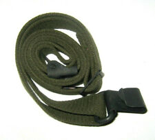 unused. Heavy Duty Olive Drab Green Webbing 13mm 26mm 46mm military