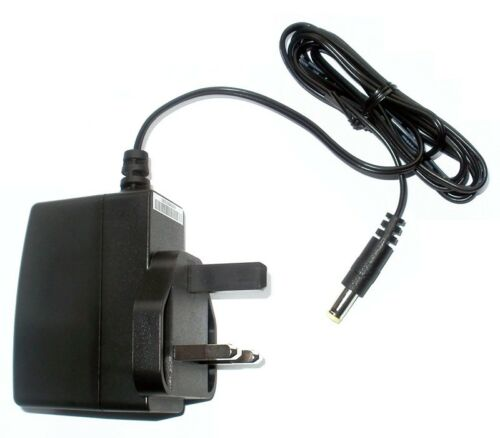 ZOOM G2 GUITAR EFFECTS PEDAL POWER SUPPLY REPLACEMENT ADAPTER 9V
