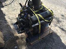 M114 APC engine, 350 Chevy Military.