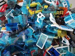 LEGO-1KG-x310PC-039-S-WINDOW-WALL-amp-DOOR-CREATIVITY-PACK-GREAT-BULK-MIX-OF-PARTS
