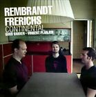 Continental * by Rembrandt Frerichs (CD, May-2012, Challenge Records)