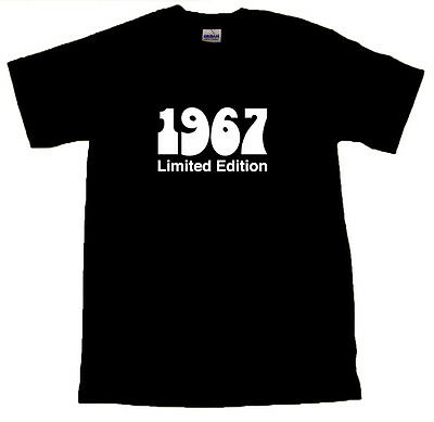 1967 Limited Edition Cool T-shirt Tutte Le Taglie Nero #-