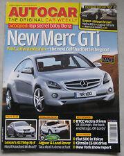 Autocar 26/3/2008 featuring BMW Alpina B5 S, Jaguar XF, AMG Mercedes E36, Lexus