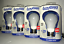 Luxform-LED-Light-Bulbs-4-Pack-Warm-White-BC22-7W-or-9W thumbnail 1