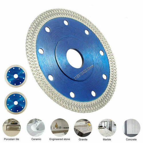 Super Thin Diamond Disc Saw Blade for Cutting Porcelain Tiles Granite Marble top