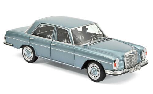 1968 hellblau metallic 1:18 Neu//OVP Norev 183760 Mercedes-Benz 280 SE Lim