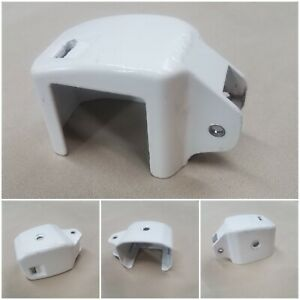 CAREFREE OF COLORADO RV AWNING END CAP (WHITE) FITS RIGHT ...