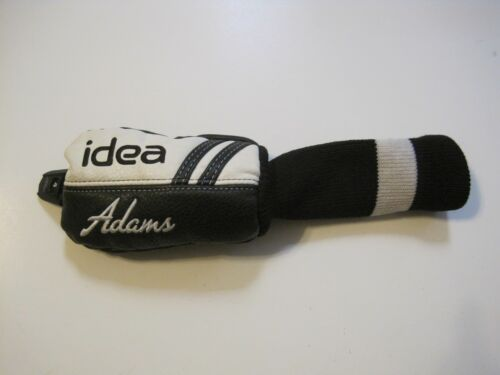 Adams Idea Headcover 5 BlackWhite