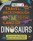 Dinosaurs Factivity (Discovery Kids) by Parragon (Hardback, 2014)