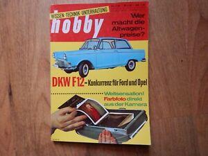 Hobby Zeitschrift das Magazin der Technik Nr.3/63 1963 - Berlin, Deutschland - Hobby Zeitschrift das Magazin der Technik Nr.3/63 1963 - Berlin, Deutschland