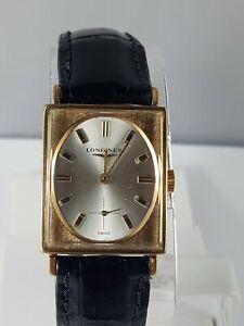 Longines men , collector watch , working , Rare watch !