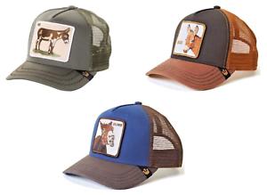 b212fdd8 Goorin Bros Animal Farm Snapback Trucker Hat Cap (Dumbass, Donkey ...