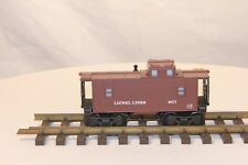Lionel 6017 ATSF Caboose Postwar 0 Gauge C779