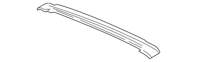 Genuine Ford Sunroof Drip Rail 9L1Z-7854022-B