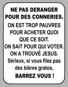 AUTOCOLLANT-Sticker-pour-Boite-aux-Lettres-NE-PAS-DERANGER-12cmX9cm-NA046-3