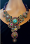 Heidi-Daus-Kaleidoscope-Crystal-Drop-Necklace-BIG-RARE-COLLECTOR-039-S-PC-SOLDOUT thumbnail 1