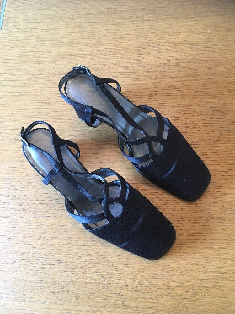 Clarks Ladies Shoe In Black 5 Size 5 Black d70e10