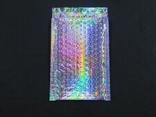 10 100 4x8 Holographic Bubble Mailers Shipping Protective 10 25 50 Envelopes
