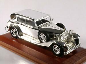 PRL-MAYBACH-ZEPPELIN-SILVER-CARS-COLLECTION-2010-ATLAS-SCALA-1-43-AUTO-MODEL