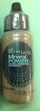 Maybelline Mineral Power Natural Perfecting Foundation TAN ( DARK-1).