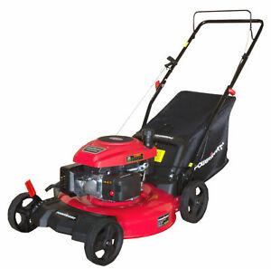 Smart Db2194p 21in 3 In 1 160cc Gas Push Lawn Mower