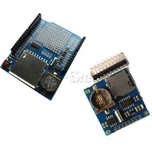 New Data Logger Module Logging Data Recorder Shield for Arduino Raspberry Pi