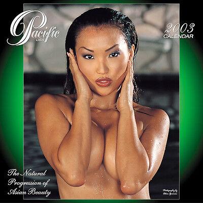 NEW -  Pacific USA 2003 Asian Girls Calendar