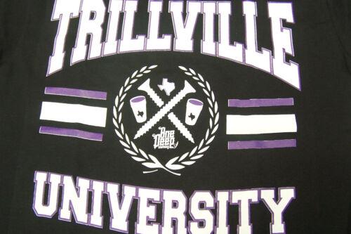 Trillville University L-3XL Screen Printed One Deep Piranha Records