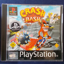 PS1 - Playstation ► Crash Bash | Bandicoot ◄ Erstausgabe