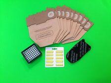 10 Staubbeutel+Filter Set geeignet für (Vorwerk Kobold 130 /131 mit EB 350,351)