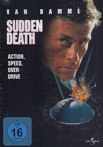 DVD NEU/OVP - Sudden Death - Jean-Claude Van Damme