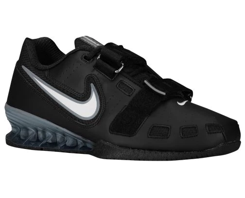 Nike Romaleos 2 Power Lifting- chaussures homme Weightlifting chaussures Lifting- noir/blanc 76927010 049586
