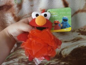 CLOSEOUT-SALE-From-USA-Sesame-Street-Poofie-Pals-Elmo-2
